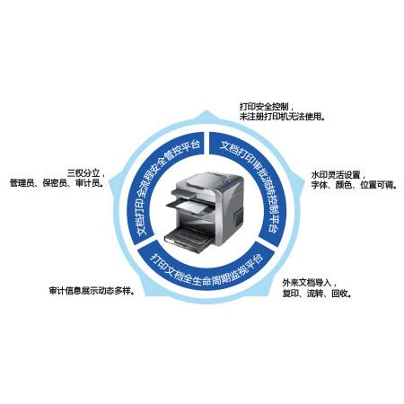 北信源打印安全监控与审计系统V2.6