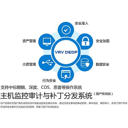 北信源主机监控审计与补丁分发系统V6.6.02